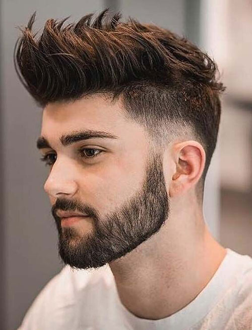 spiky hair for men 15