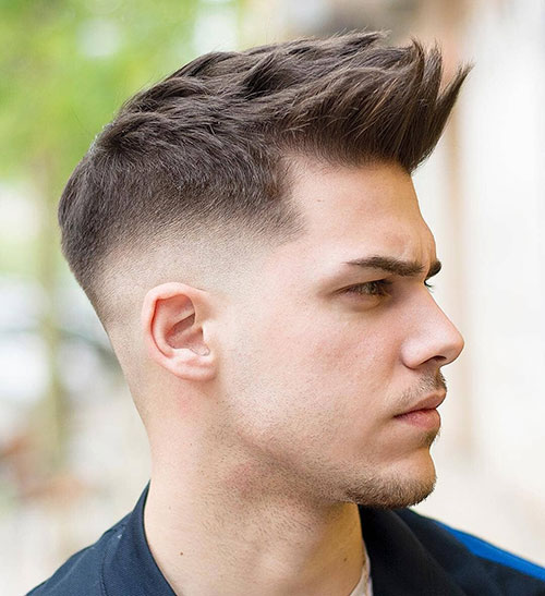 spiky hair for men 16