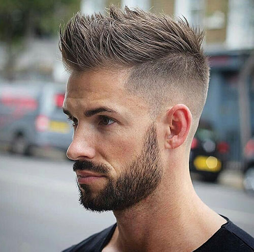 spiky hair for men 19