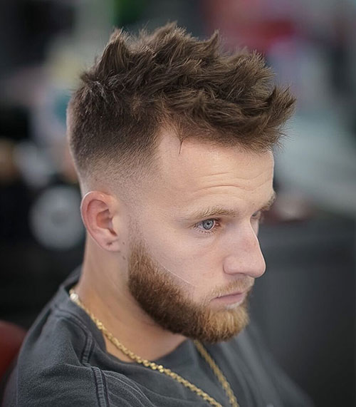 spiky hair for men 27