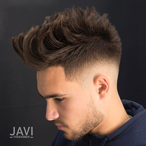 spiky hair for men 29
