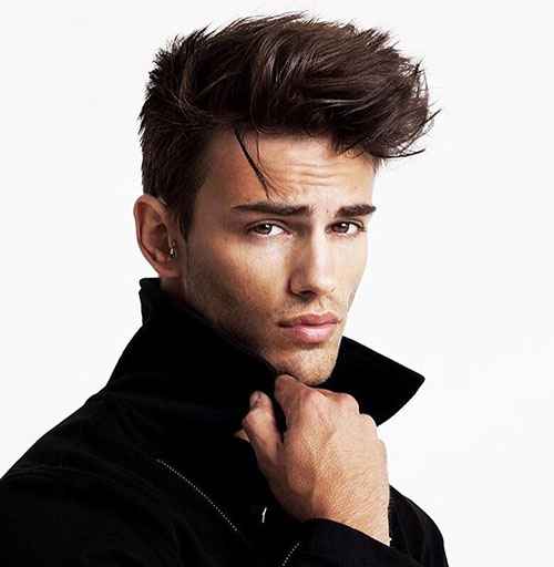 spiky hair for men 3