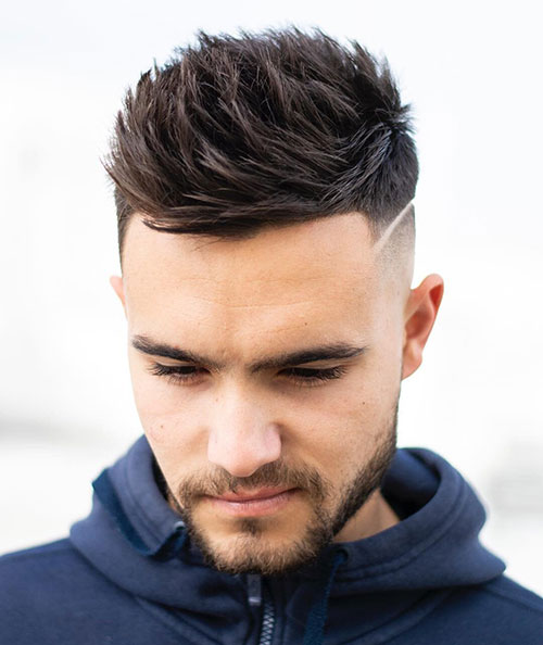 spiky hair for men 31