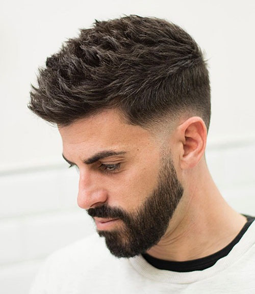 spiky hair for men 32