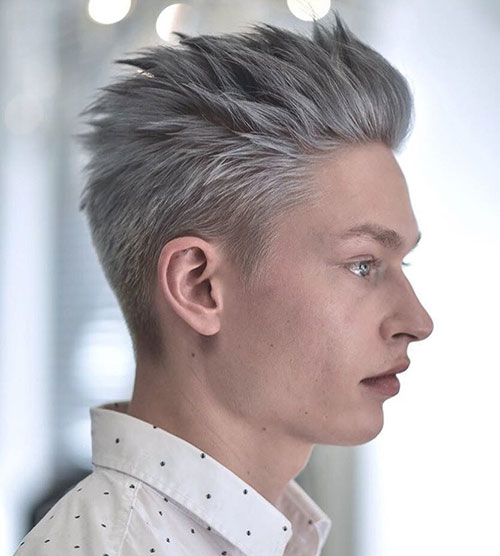 spiky hair for men 4