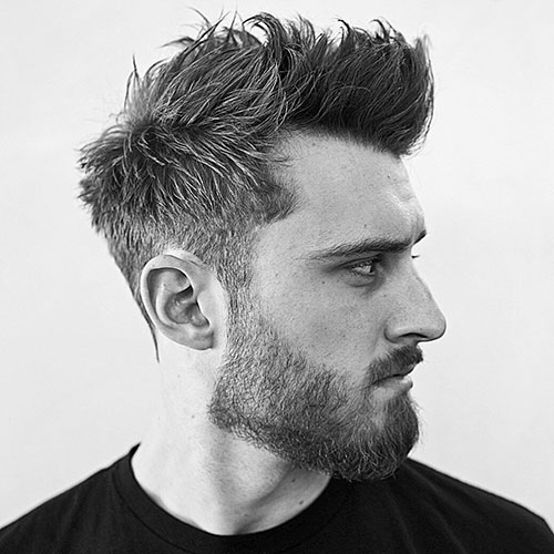 spiky hairstyles for men 1