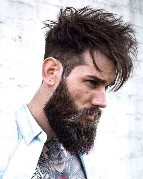 spiky hairstyles for men 11