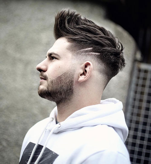 spiky hairstyles for men 19