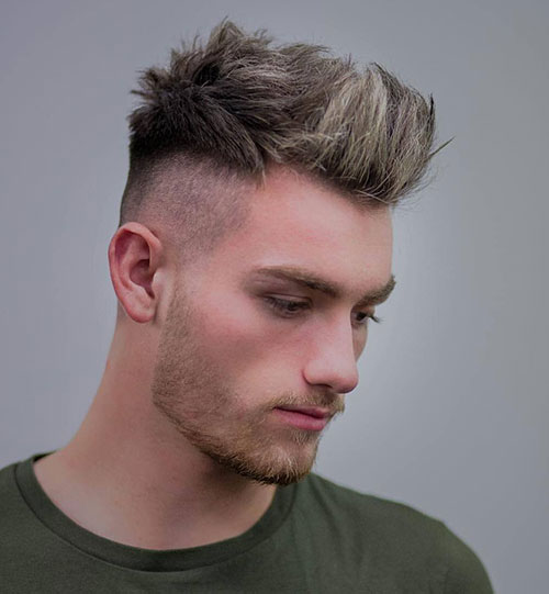 spiky hairstyles for men 4
