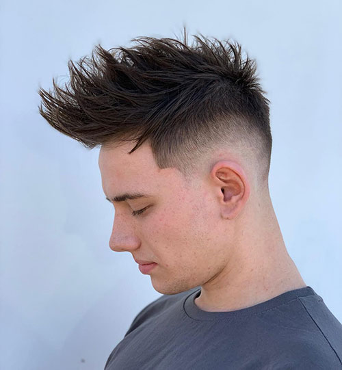 spiky hairstyles for men 8