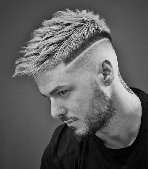 spiky hairstyles for men 9