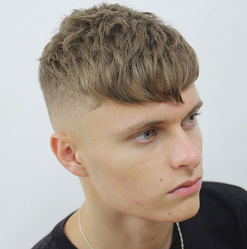 textured crop haircuts and textured hairstyles 12