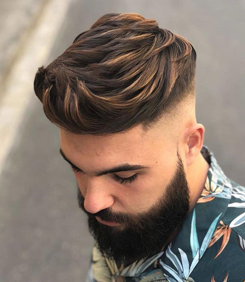 textured crop haircuts and textured hairstyles 31