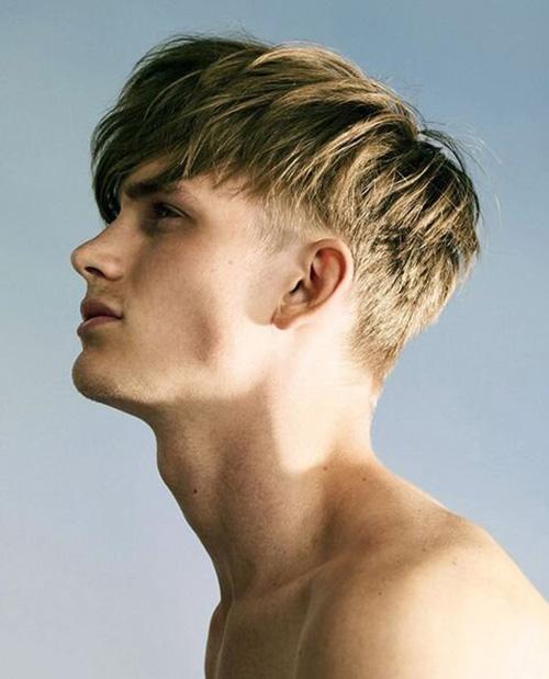 bowl cut haircuts for men 11