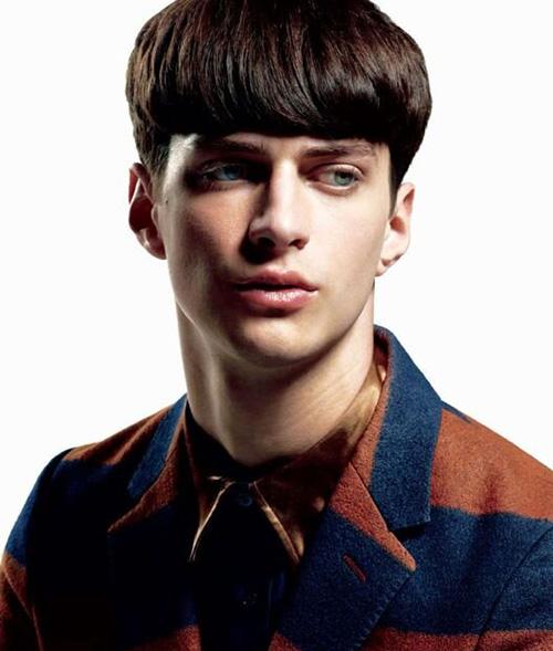bowl cut haircuts for men 15