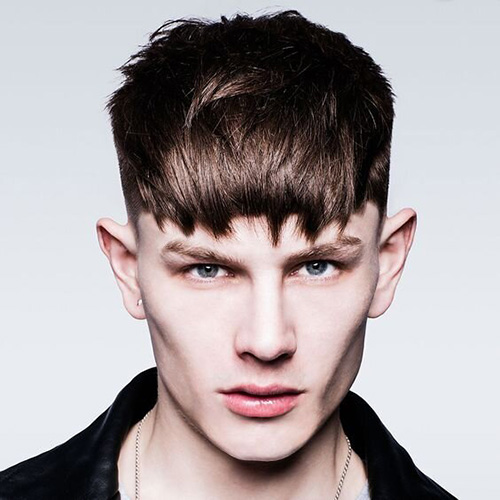bowl cut haircuts for men 2