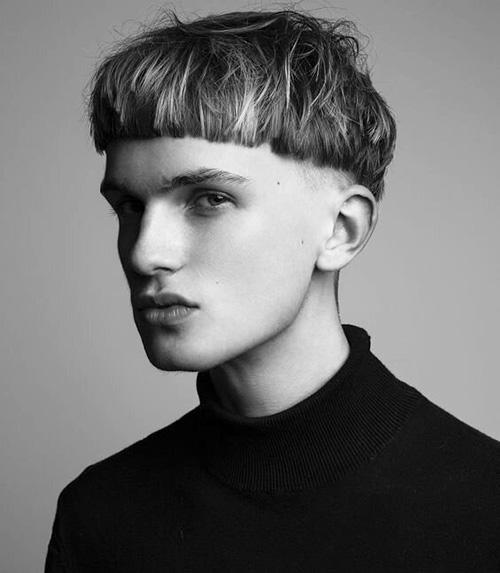 bowl cut haircuts for men 27