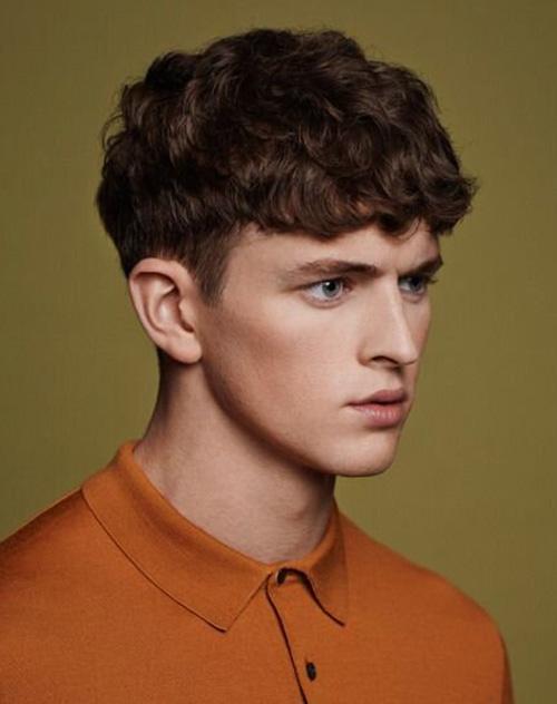 bowl cut haircuts for men 33