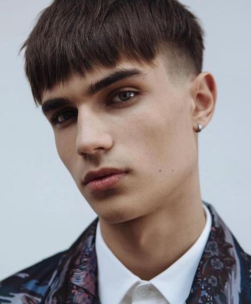 bowl cut haircuts for men 4