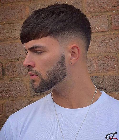 bowl cut haircuts for men 40