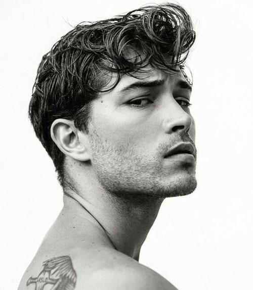 fringe haircuts for men 11
