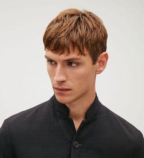 fringe haircuts for men 22