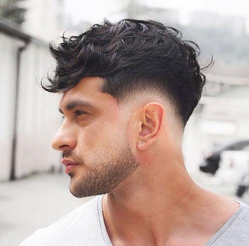 fringe haircuts for men 33