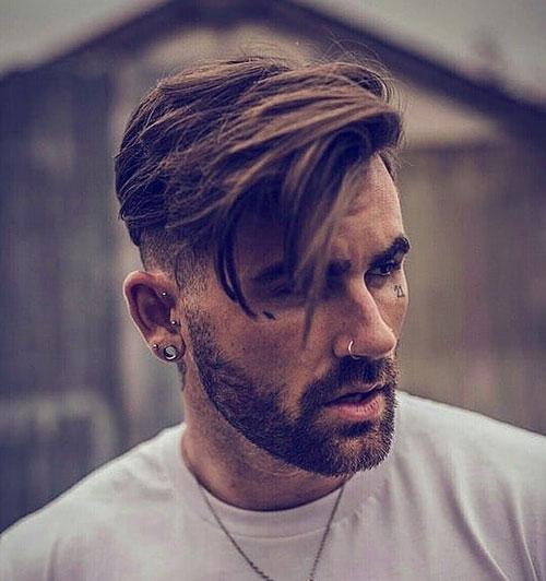 fringe haircuts for men 34