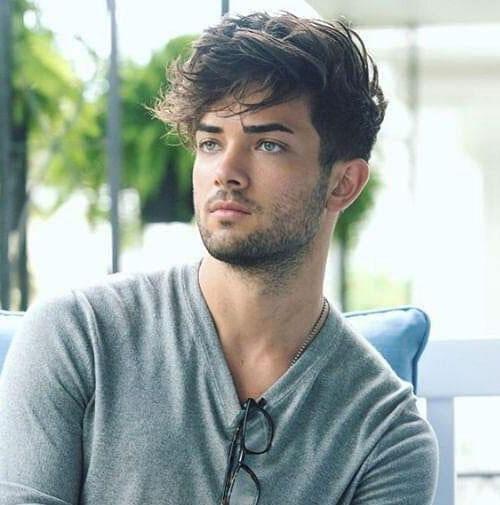 fringe hairstyles for men 1