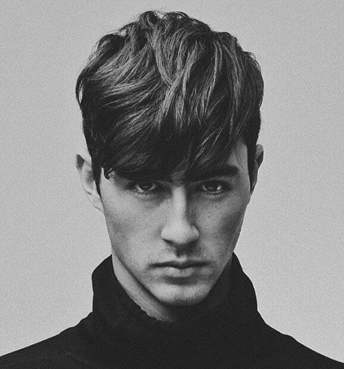 fringe hairstyles for men 10