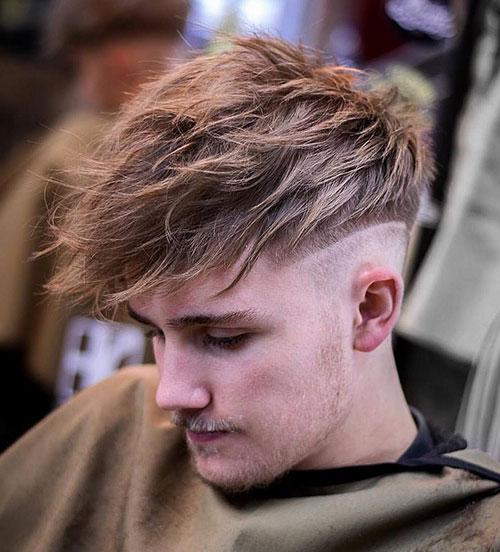 fringe hairstyles for men 12