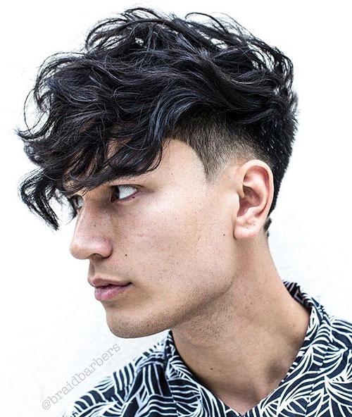 fringe hairstyles for men 19
