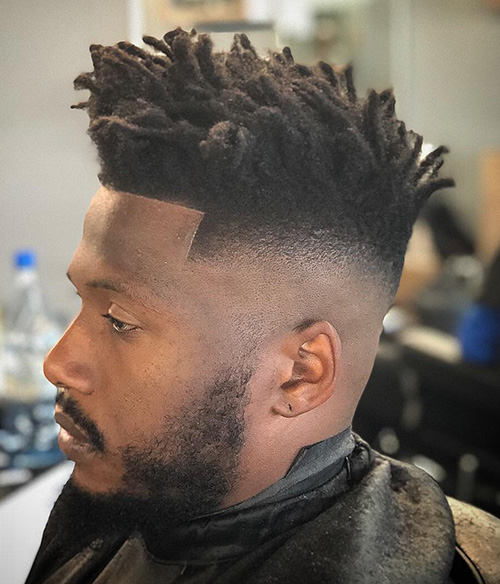 high top fade haircut 38