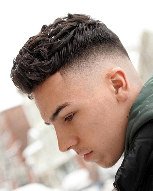 high top fade haircut 55