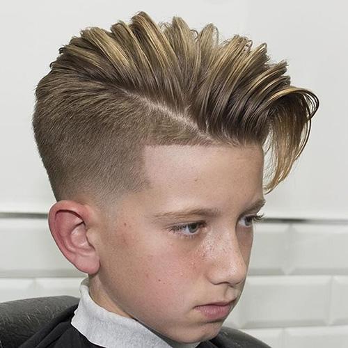 kids haircuts 35