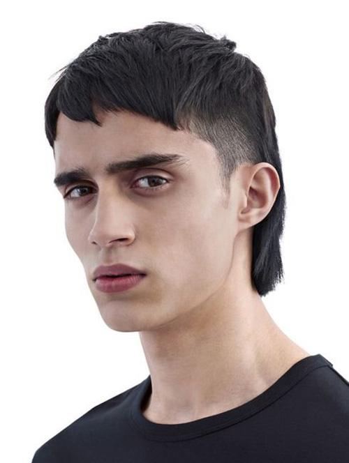 modern mullet haircut 10