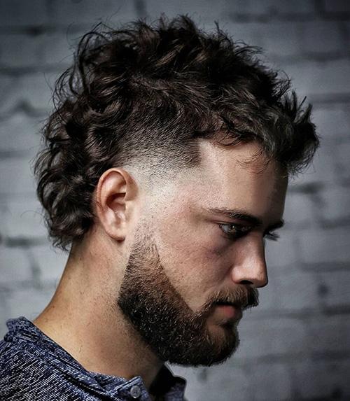 modern mullet haircut 19