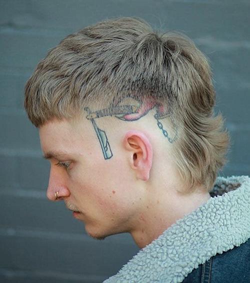 modern mullet haircut 21