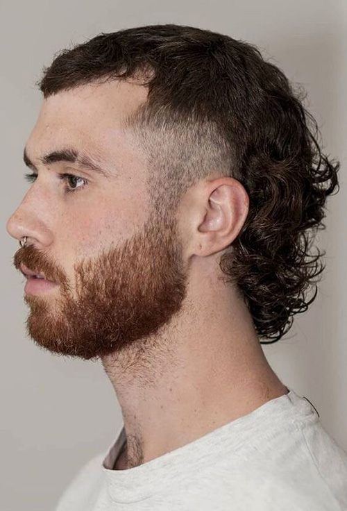 modern mullet haircut 24