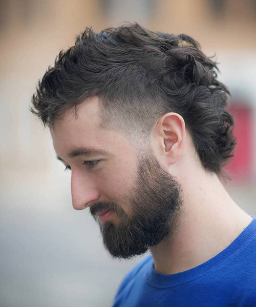 modern mullet haircut 25
