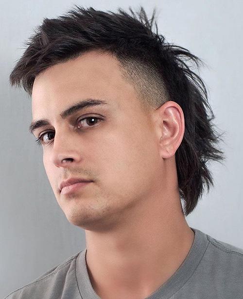 modern mullet haircut 38
