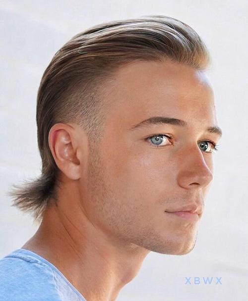 modern mullet haircut 4