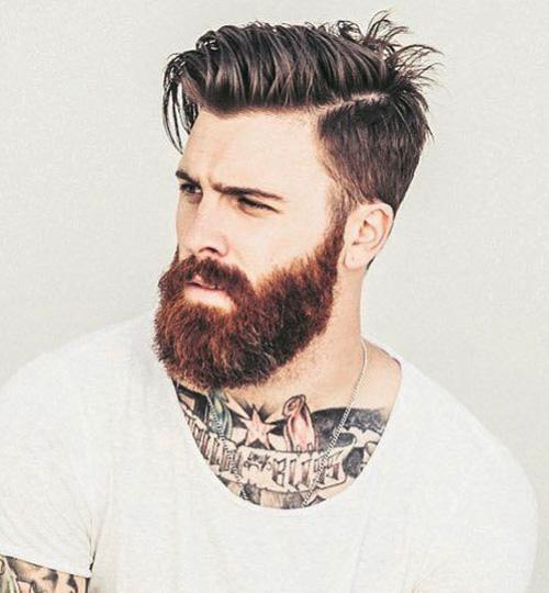 side part haircut 3