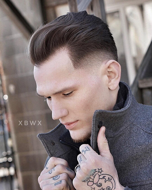 burst fade haircut 28