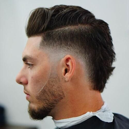 burst fade haircut 3