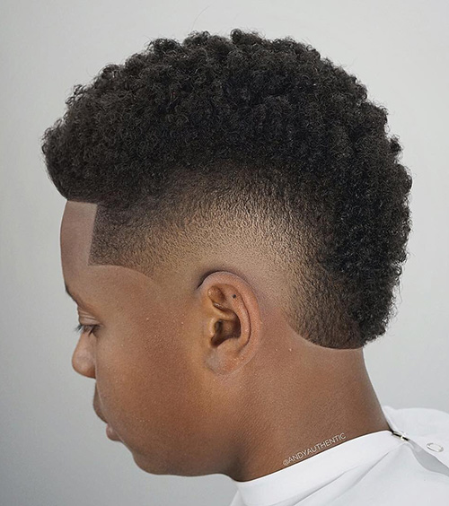 burst fade haircut 5