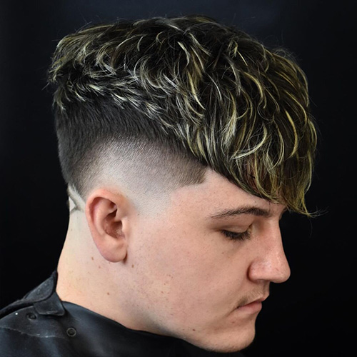 burst fade haircut 6