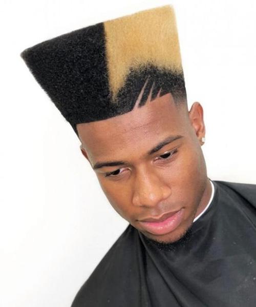 flat top haircuts 1