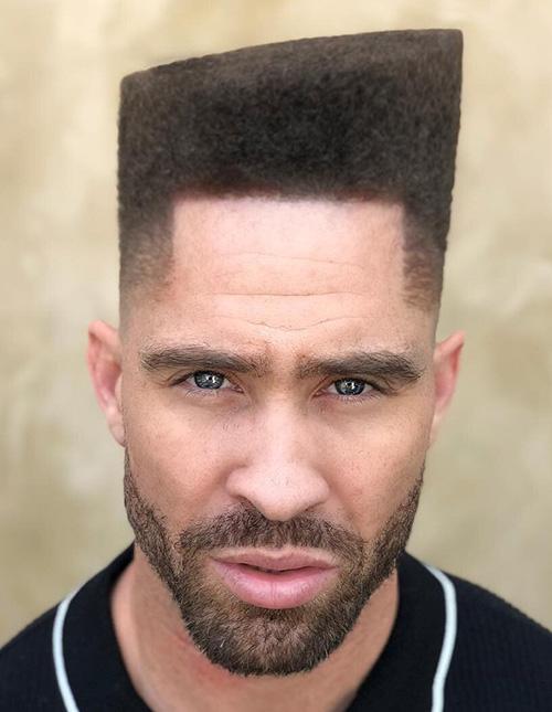 flat top haircuts 14