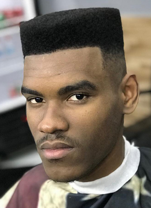 flat top haircuts 15